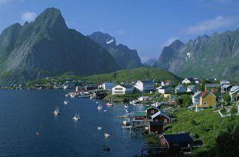 Норвегия национальный характер