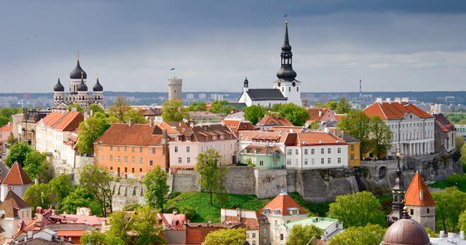 очарование Таллина