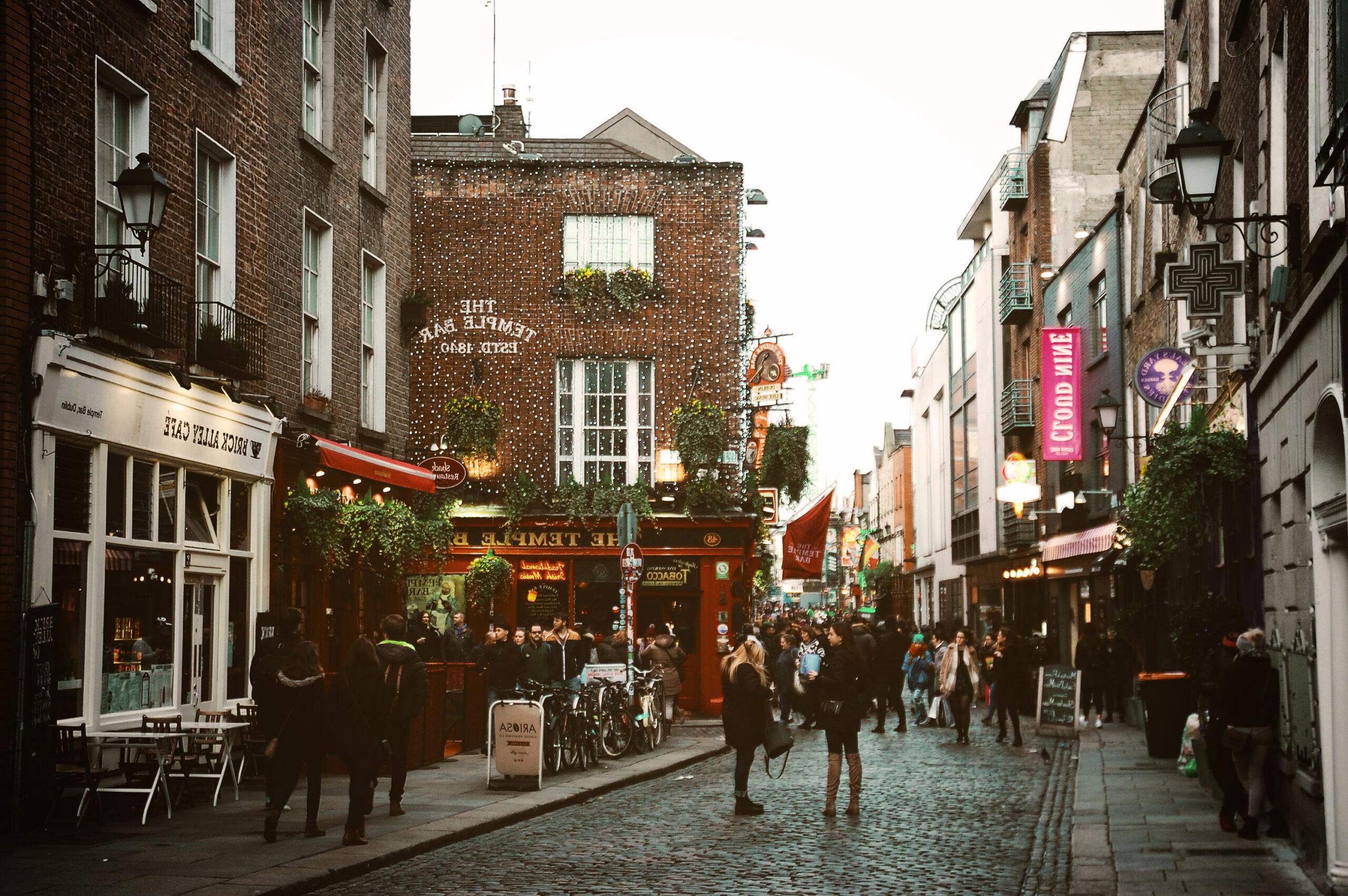 Ирландия зеленая жемчужина Европы