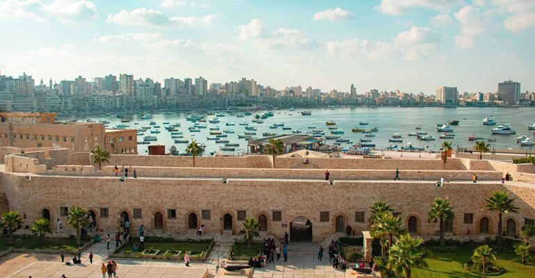 Современный и древний Египет крупнейшая арабская страна