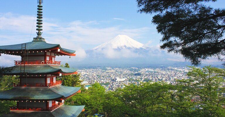 Япония мистическая и удивительная островная страна