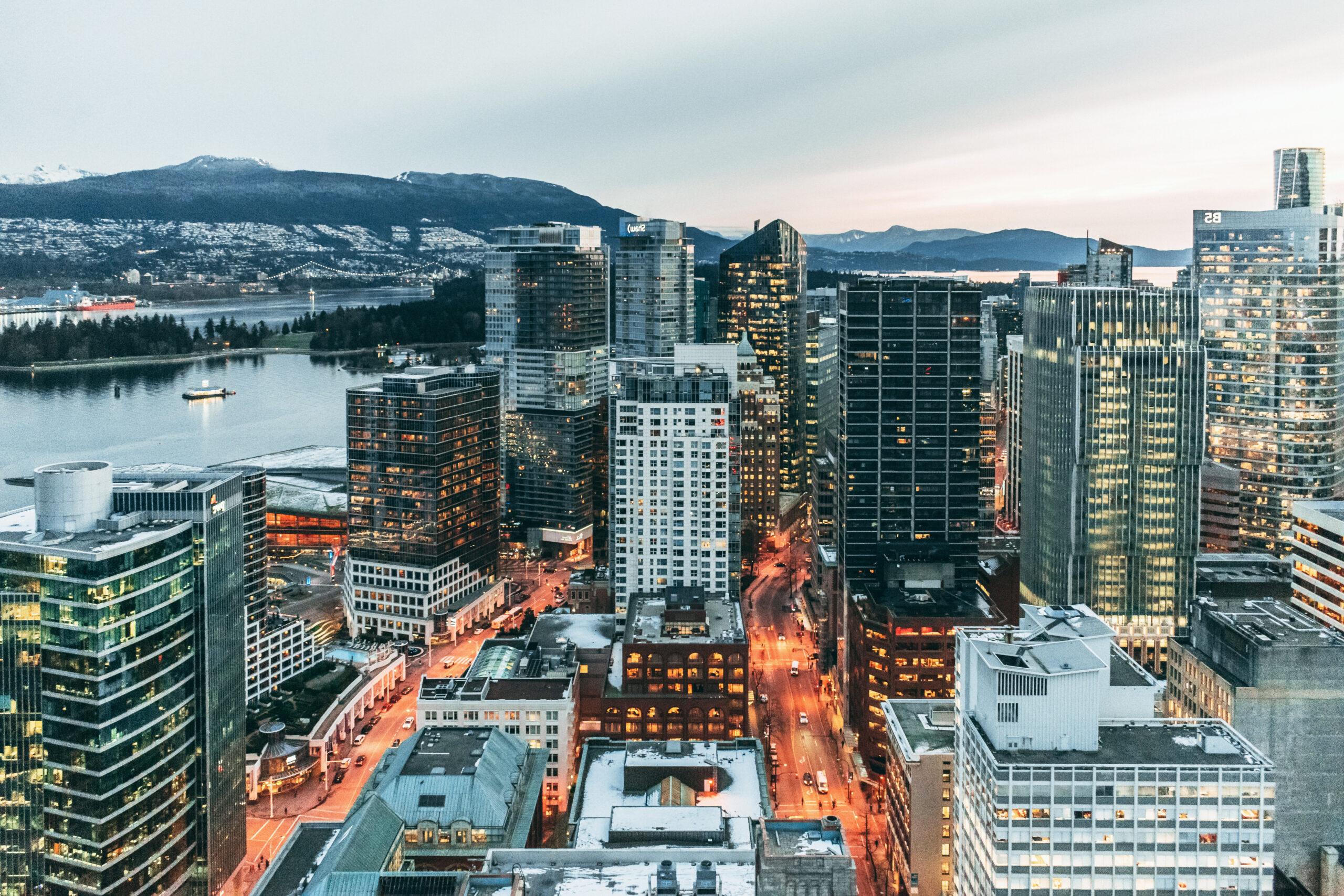 Канада вторая самая большая страна в мире
