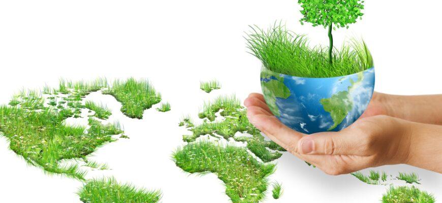 Охрана природы мира