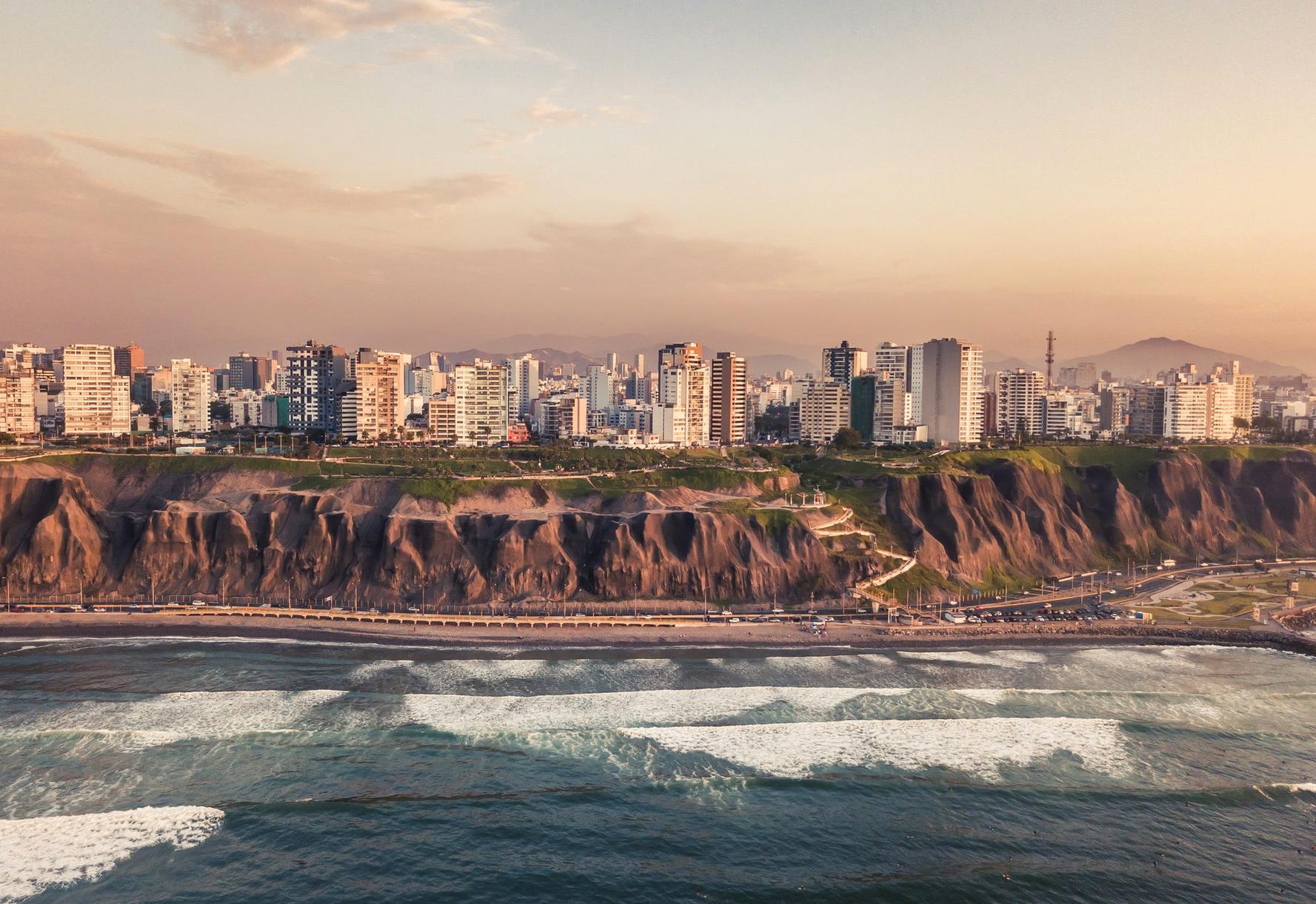 Перу солнечная страна
