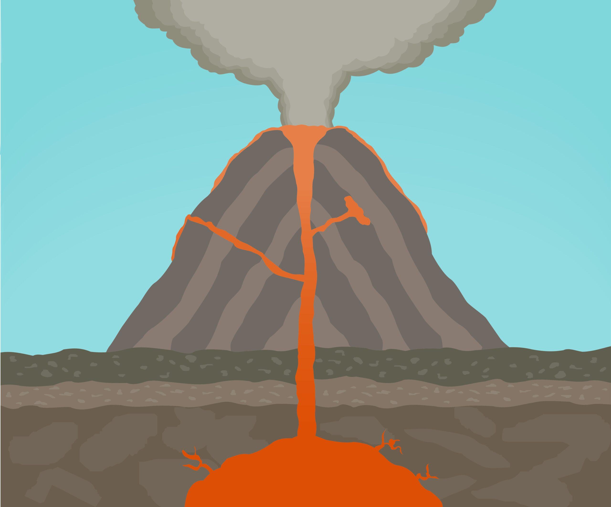 Вулканическая динамика